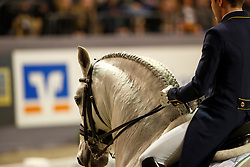 Marcari Oliva Joao Victor, BRA, Xama Dos Pinhais<br /> FEI World Cup Dressage Grand Prix Freestyle<br /> FEI World Cup Neumünster - VR Classics 2017<br /> © Hippo Foto - Stefan Lafrentz