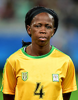 Fifa Woman's Tournament - Olympic Games Rio 2016 -  <br /> Zimbabwe National Team - <br /> Nobuhle MAJIKA