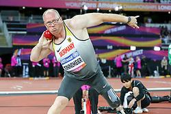 22.07.2017, Olympia Stadion, London, GBR, Leichtathletik WM der Behinderten, im Bild Frank Tinnemeier (GER, TSV Hillentrup) // Frank Tinnemeier (GER, TSV Hillentrup) // during the World Para Athletics Championships at the Olympia Stadion in London, Great Britain on 2017/07/22. EXPA Pictures © 2017, PhotoCredit: EXPA/ Eibner-Pressefoto/ Eibner-Pressefoto<br /> <br /> *****ATTENTION - OUT of GER*****