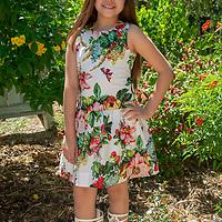 Yvonne Galicia Little Miss CC Garden