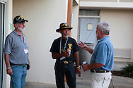 Bob Holt, Jerry Hogan, Monty Cates..2010 Bullwhip Squadron Reunion in Columbus, Georgia. (Photo by Jeremy Hogan)