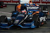 Rubens Barrichello, Honda Indy Toronto, Streets of Toronto, Toronto, Ontario Canada 07/08/12
