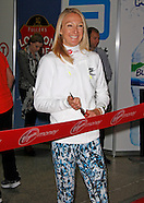 Paula Radcliffe, Virgin London Marathon: Expo Opening - Photocall