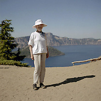 June-Juni, Crater Lake National Park, Oregon