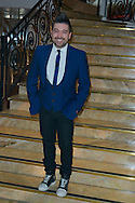 """Chris Marques during Prices """"The Best"""" of Massimo Gargia in Salons Hoche in Paris. Paris, 10th december 2015, France"""