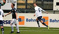 Fotball , 31. oktober 2015 ,   NM G19 , Semifinale<br /> Strømsgodset - Viking<br /> Sander Flåte  , Viking