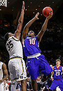 NCAA Basketball - Notre Dame Fighting Irish vs U Mass - Howell - South Bend, IN