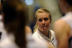27-03-2011 VOLLEYBAL: TVC AMSTELVEEN - HEUTINK POLLUX: AMSTELVEEN <br /> Halve finale playoffs eredivisie 2010 - 2011 / Judith Blansjaar<br /> ©2011 Ronald Hoogendoorn Photography