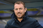 Birmingham City first team manager Gary Rowett during the The FA Cup third round match between Birmingham City and Bournemouth at St Andrews, Birmingham, England on 9 January 2016. Photo by Alan Franklin.