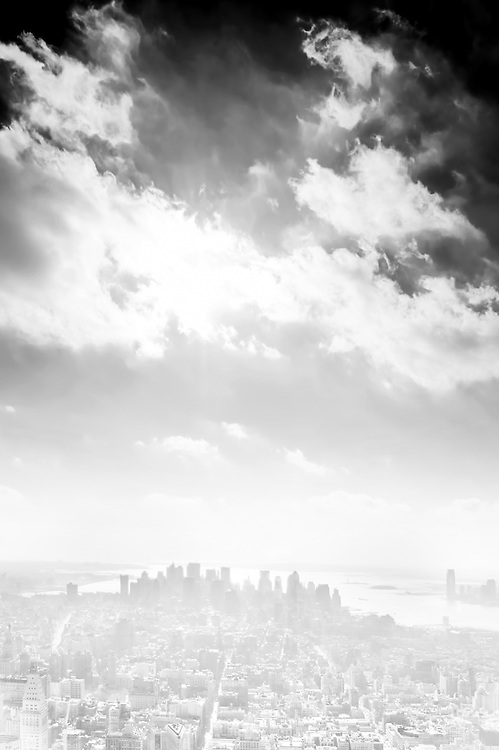 This was the breath taking view of the Manhattan Skyline taken from the Empire State Building on New Years Day 2008.<br /> <br /> The EPSON International Pano Awards 2012<br /> BRONZE AWARD<br /> Amateur: The Built Environment<br /> (including architecture)<br /> Score: 71