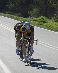 The West Virginia Mountaineers cycling team hosted the 2007 ACCC conference championships in Waynesburg, PA on April 21, 2007 and in Mc Henry, MD on April 22, 2007.