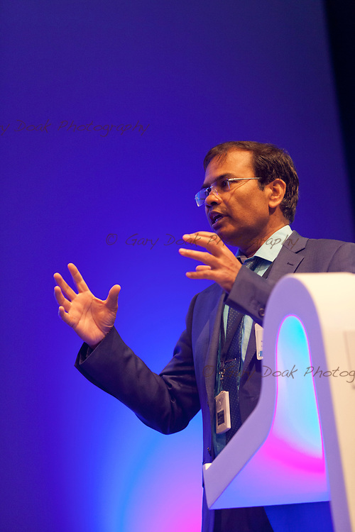 Sahadev Swain<br /> BMA LMC's Conference<br /> EICC, Edinburgh<br /> <br /> 18th May 2017<br /> <br /> Picture by Gary Doak