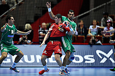 20160116 Ungarn - Montenegro EHF EURO 2016 Mens Handball - Poland