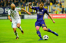 Mitja Viler of Maribor during football match between NK Maribor and NK Olimpija Ljubljana in 34th Round of Prva liga Telekom Slovenije 2017/18, on May 19, 2018 in Ljudski vrt, Maribor, Slovenia. Photo by Mario Horvat / Sportida