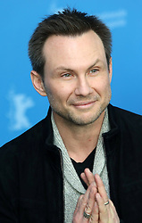61036865<br /> Christian Slater during the Nymphomaniac Volume I press conference at the 64th Berlin International Film Festival / Berlinale 2014, Berlin, Germany, Sunday, 9th February 2014. Picture by  imago / i-Images<br /> UK ONLY