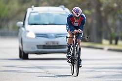 USA, Cycling, Time-Trial at Rio 2016 Paralympic Games, Brazil