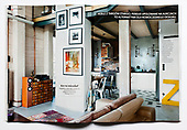 Interiors for magazines / Published