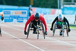 Beat Bosch, Mario Trindade, 2014 IPC European Athletics Championships, Swansea, Wales, United Kingdom