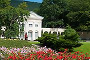 Rosarium, Baden bei Wien, Niederösterreich, Österreich .|.rosarium, Baden, Niederösterreich, Austria..