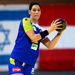 20121202: NED, Handball - 2013 Women's WC Serbia Qualification, Slovenia vs Israel