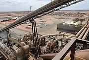 Olympic Dam Copper/Uranium Mine..