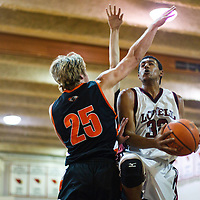 Lowell v Half Moon Bay Boys Basketball 121010