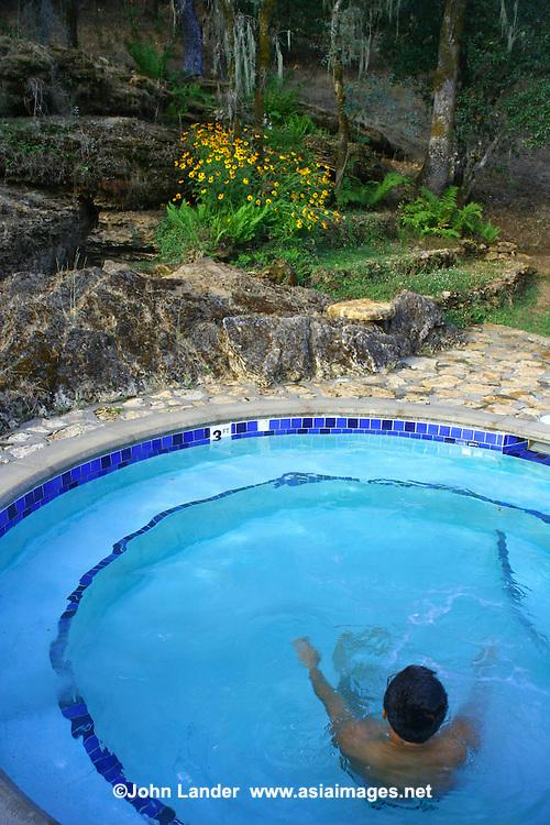 Vichy Springs Pool