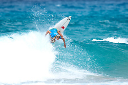 Kirra Pinkerton of USA placed second in quarterfinal 1 at the Jeep World Junior Championship at Kiama.