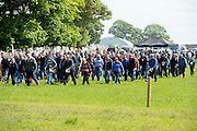 25/5/2016  Crowds at Newford Herd Open Day  at Teagasc Athenry, Mellows Campus Co Galway. Thousands showed up for this event Photo:Andrew Downes, xposure