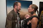 IAN DUFF; SHEENER YONKER; BABY CALLED TAYLOR,  NEW PHOTOGRAPHS | OUTSIDE/INSIDE | Philip Volkers and Debbie Castro. Private View, Bermondsey Project Space, Bermondsey St. London.