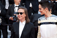 Celine Sciamma, Noemie Merlant at the closing ceremony and The Specials film gala screening at the 72nd Cannes Film Festival Saturday 25th May 2019, Cannes, France. Photo credit: Doreen Kennedy