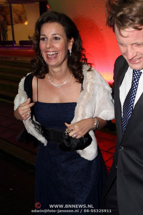 NLD/Apeldoorn/20080119 - Verjaardag Pr. Margriet 65 jaar, Prins pieter - Christiaan en prinses Anita van Eijk