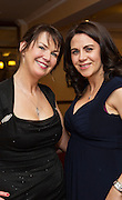 At the SCSI, (Society of Chartered Surveyors Ireland) - Western Region Annual Dinner 2016 in the Ardilaun Hotel Galway were Fiona Watson and Elisha McManamon from the GMIT  . Photo:Andrew Downes, xpousre