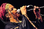 Mahassa Walett Amoumine sings with Atri N'Assouf group