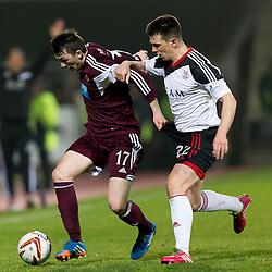 Hearts v Aberdeen | Scottish Premiership | 2 April 2014