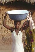 Pretty African Girl in Lagos - Nigeria