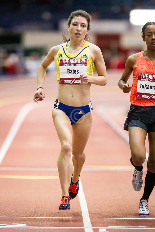 Emma Bates, BAA, womens 3000m, Armory Track Invitational Indoor,
