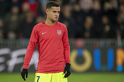 November 28, 2018 - Eindhoven, Netherlands - Philippe Coutinho of Barcelona during the UEFA Champions League Group B match between PSV Eindhoven and FC Barcelona at Philips Stadium in Eindhoven, Netherlands on November 28, 2018  (Credit Image: © Andrew Surma/NurPhoto via ZUMA Press)