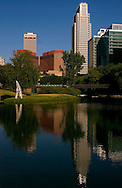 7/17/2005 -- Omaha, NE, U.S.A.Omaha Nebraska downtown skyline shot. (photo by Chris Machian/Prairie Pixel Group)