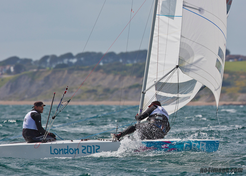Star	GBR	Percy Iain, Simpson Andrew<br /> <br /> 2012 Olympic Games <br /> London / Weymouth