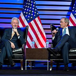OL Monday Bush Clinton General Session