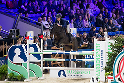 Morgan Red, GBR, Bodyssee Des Avelines<br /> Jumping Mechelen 2019<br /> © Hippo Foto - Sharon Vandeput<br /> 28/12/19