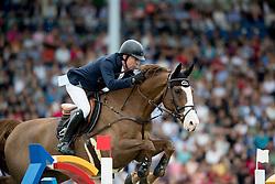 Whitaker Michael, (GBR), Viking<br /> Rolex Grand Prix<br /> CHIO Aachen 2016<br /> © Hippo Foto - Dirk Caremans<br /> 17/07/16
