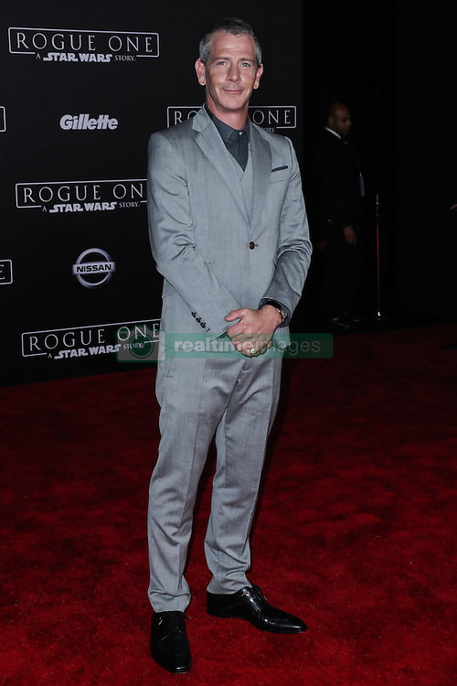 World Premiere Of Walt Disney Pictures And Lucasfilm's 'Rogue One: A Star Wars Story' at the Pantages Theatre on December 10, 2016 in Hollywood, California. 10 Dec 2016 Pictured: Ben Mendelsohn. Photo credit: Image Press/MEGA TheMegaAgency.com +1 888 505 6342