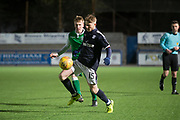 Connor Coupe of Dundee  - Dundee v Hibernian, SPFL Under 20 Development League at Links Park, Montrose<br /> <br />  - &copy; David Young - www.davidyoungphoto.co.uk - email: davidyoungphoto@gmail.com
