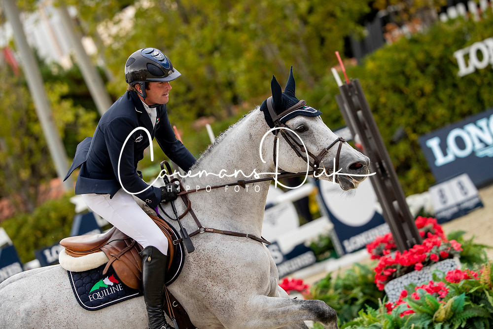Kenny Darragh, IRL, Sweet Tricia<br /> Queens Cup - Segura Viudas Trophy<br /> Barcelona 2019<br /> © Dirk Caremans<br />  05/10/2019