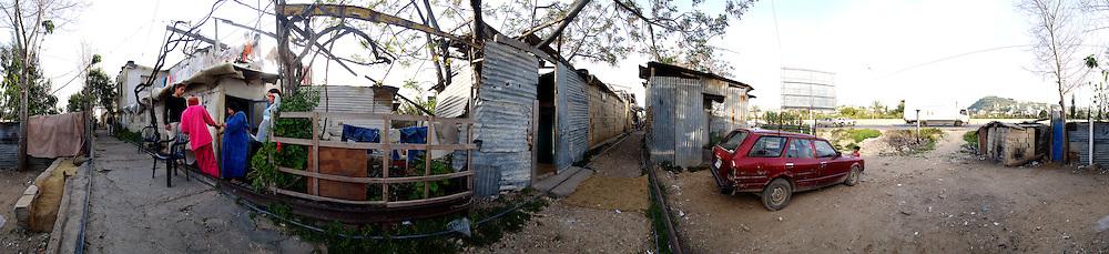 Palestinian refugee camp, Lebanon