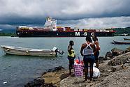 Espejos, Atlantico - Pacifico