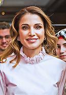 Queen Rania Opens IBDAA Expo 2017