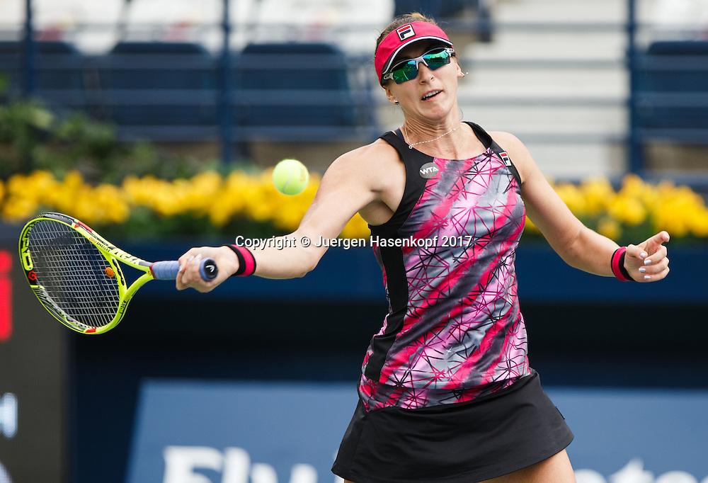 YAROSLAVA SHVEDOVA (KAZ)<br /> <br /> Tennis - Dubai Tennis Championships 2017 -  WTA -  Dubai Duty Free Tennis Stadium - Dubai  -  - United Arab Emirates  - 20 February 2017.